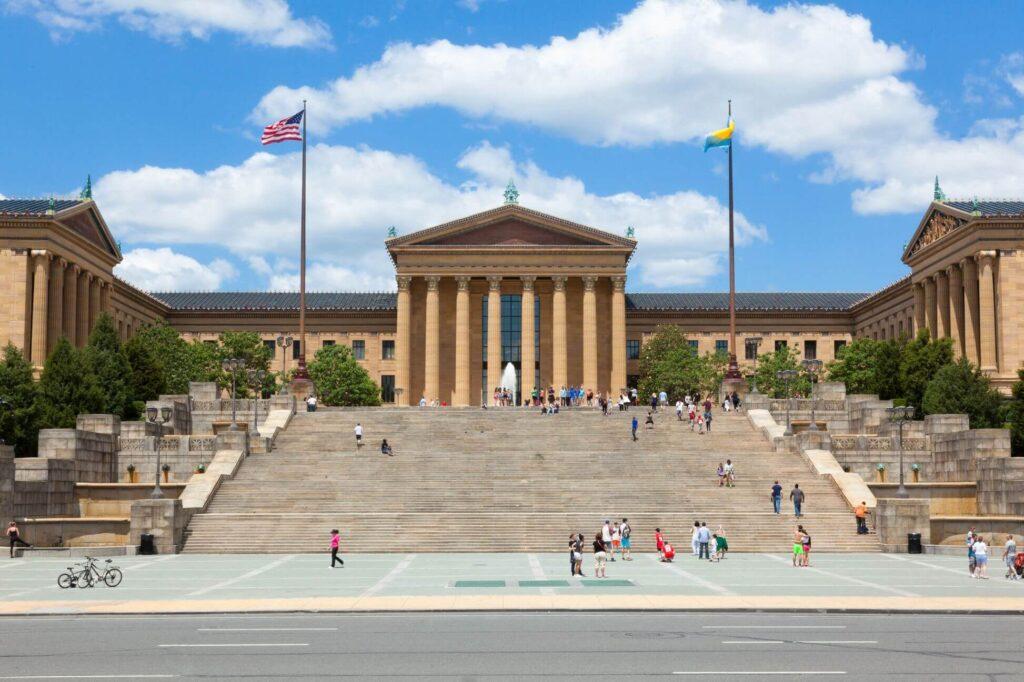 Museum of Art, Philadelphia, USA