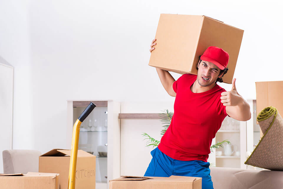 Alt-text: One of the Philly movers showing a thumbs up